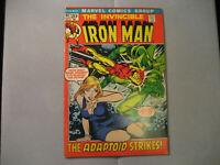 Iron Man #49 (1972 Marvel)