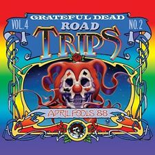 Grateful Dead - Grateful Dead: Road Trips 4 No. 2 - April Fools 88 [New CD]
