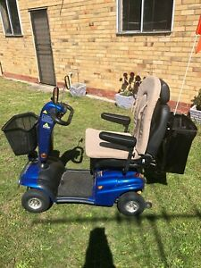 Shoprider Mobility scooter 2018 Blue