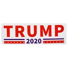 Donald Trump Reelection 2020 President Car Bumper Window Sticker Decal Skin USA
