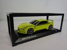 Original BMW Miniatur, Modell, Modellauto 1:18 3.0 CSL Hommage OVP