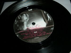 """Paul Weller Thinking Of You b/w Don't Go To Strangers 7"""" 2004 V2 VVR5028467"""