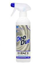 Deo Due BIANCO Deodue Deodorante Profumatore 500ML ChemiClean ELIMINA ODORI