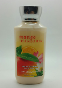 Genuine Bath & Body Works MANGO MANDARIN Body Lotion