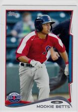 2014 Topps Pro Debut MOOKIE BETTS Rookie  #71 mint from pack