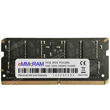 128GB 4X32GB PC4-2400T DDR4-2400MHz PC4-19200S 260 Pin CL17 Sodimm 1.2v Module