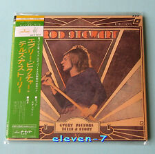 Rod Stewart EVERY PICTURE TELLS A STORY Japon MINI LP CD SHM Brand New & SS