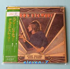 ROD STEWART Every picture tells a story Japan mini lp cd SHM brand new & ss