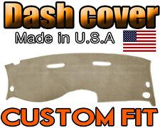 fits 1999-2004  CHRYSLER  300M   DASH COVER MAT  DASHBOARD PAD  /  BEIGE