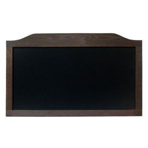 "WOODEN MENU BOARD, SIGN, CHALK BOARD, PUB, RESTAURANT 31,5""x20"" blackboard H"