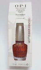 Opi Ds Treasure Nail Polish Designer Series Ds 024 Orange Shimmer New With Box