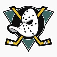 Mighty Ducks Anaheim Logo NHL DieCut Vinyl Decal Sticker Buy 1 Get 2 FREE