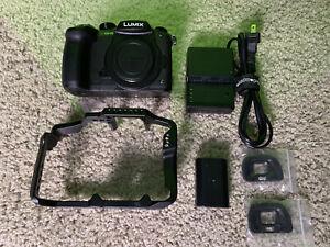 Panasonic Lumix DC-GH5K 20.3 MP Digital SLR Camera - Black (V-Log)