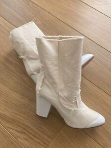 VIVIENNE WESTWOOD Faun Boots UK Size 3 EU 36 RRP £360 Brand New