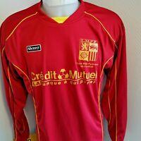 maillot  de football ligue midi -pyrenées xl n°12