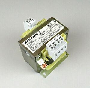 Steuertrafo Trafo 230V 24V 12V | 60VA 100VA 160VA 250VA Einphasen Transformator