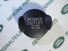 GENUINE LAND ROVER CIGAR BLANKING PLUG CAP FREELANDER 2 and DISCOVERY 4 LR000763