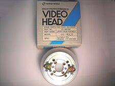 NISSHOKU  VCR VIDEO HEAD UPPER DRUM ASSEMBLY  44-4328 for Panasonic  VEH0400