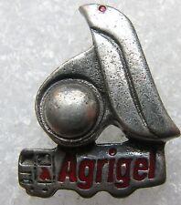 Pin's Produit surgelé AGRIGEL avec Pingouin Etain #882