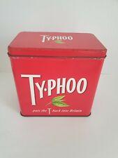 New listingVintage Typhoo Tea Caddy Storage Tin