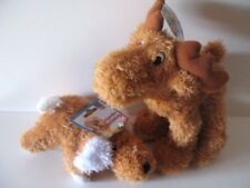 Dog Toy lot 2 Puppy & Moose Squeaky Dog Brand New