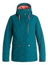 ROXY 2017 Women's ANDIE Snow Jacket - BSK0 - Large - NWT