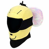 Trespass Bumble Girls Boys Balaclava Hiking Ski Snow Neck Warmer Head Wear