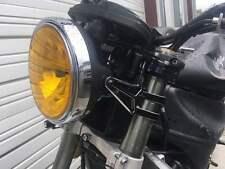 49mm Street Fighter Headlight / Brackets Sportbike Motorcycle zx6r r6