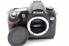 Nikon D70 6.1MP Appareil Photo Numérique - Body Only W/Accessoires