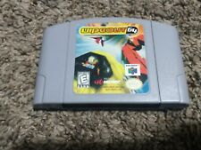 WIPEOUT 64 - NINTENDO64 GAME AUTHENTIC N64