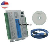 USB 2MHz Mach4 CNC Motion Control Card Breakout Board for Machine Centre USA*