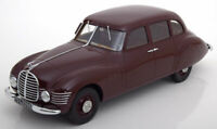 1:18 CMF Horch 930S Streamliner 1948 darkred