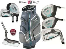 Wilson Prostaff HDX Ultimate Ladies Golf Set Graphite Complete Club Set 2018