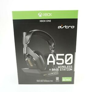 ASTRO Gaming A50 Wireless + Base Station for Xbox One & PC  Free Shipping