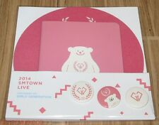 GIRLS' GENERATION SNSD 2014 SMTOWN SM TOWN LIVE OFFICIAL GOODS STATIONERY SET