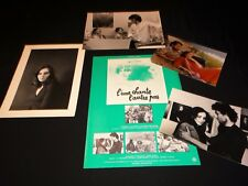 L' UNE CHANTE L'A UTRE PAS Agnès Varda photos presse argentique cinema 1976