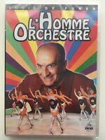 L'homme orchestre DVD NEUF SOUS BLISTER Louis De Funès