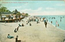 Cedar Point OH Pleasures on the Beach 1911