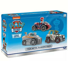 Paw Patrol True Metal 3-Pack - Everest - Ryder - Tracker New HTF