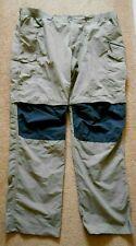 "Quechua Convertible Hiking trousers Mens 44"""