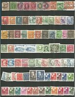 Sweden from 1861 year, nice Collection used stamps
