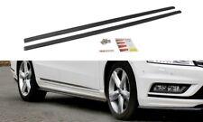 Lateral Faldas agregar en Difusores Para VW Passat B7 R-Line (2010-2014)