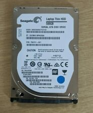 "Seagate Thin HDD 500GB,Internal,7200 RPM,6.35 cm (2.5"") (ST500LM021) Desktop HDD"