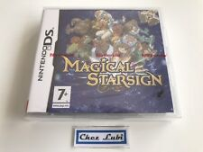 Magical Starsign - Nintendo DS - PAL FAH - Neuf Sous Blister