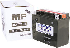 WPS BATTERY MAINT FREE for Harley-Davidson XL883N Iron 883 2009-2016