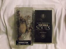 NEW McFarlane Toys Clive Barkers Tortured Souls Action Figure VI Mongroid. 2001