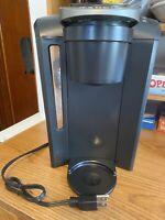 Keurig K-Select K80 Single Serve K-Cup Pod Coffee Maker -Matte Black