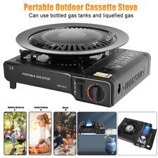 Campingkocher Outdoor Gaskocher Herd Grillplatte Gasflaschen Outdoor BBQ Camping