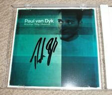 """PAUL VAN DYK SIGNED AUTOGRAPHED """"ANOTHER WAY"""" CD *TRANCE LEGEND* EDM PRODUCER"""