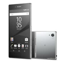 "Sony Xperia Z5 Premium Dual Sim E6883 32GB 23MP Unlocked AT&T  5.5"" Phone Silver"